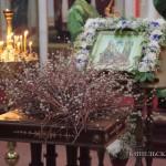 2015.04.04 Всенощное бдение. Вербное воскресенье