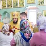 2016.01.30 Пгт Алексеевка, храм в честь Владимирской иконы Божией Матери
