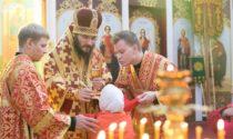 2017.09.11 Литургия в кафедральном соборе г. Кинеля