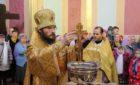 2017.11.19 Литургия в кафедральном соборе г. Кинеля