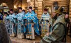 2018.12.10 Литургия в Казанском храме г. Чапаевска