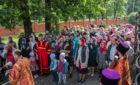 2019.05.19 Литургия в кафедральном соборе г. Кинеля