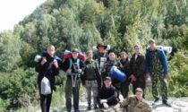Поход в Жигулевские горы