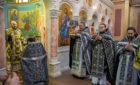 2020.04.01 Преждеосвященная литургия в кафедральном соборе г. Кинеля