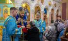 2020.09.21 Литургия в кафедральном соборе г. Кинеля